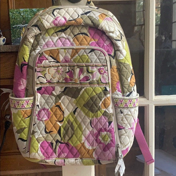 Vera Bradley Backpack New